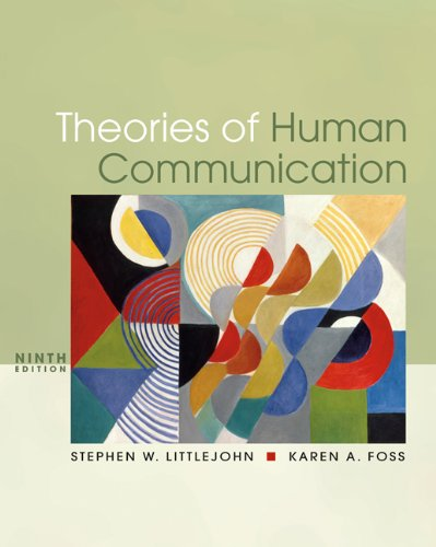 9780495095873: Theories of Human Communication