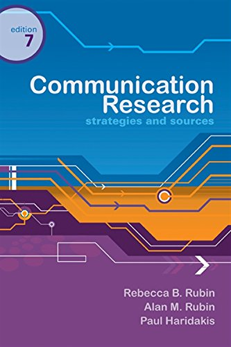 9780495095880: Communication Research: Strategies and Sources