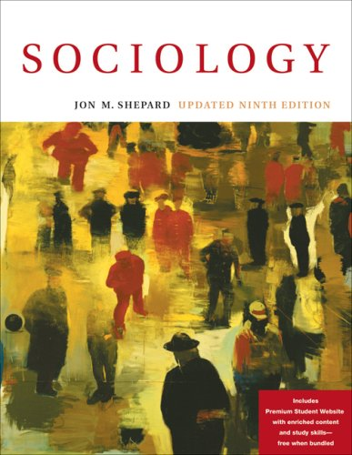 9780495096344: Sociology, Updated