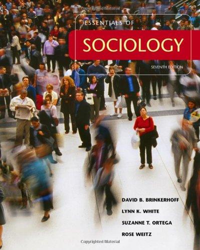 9780495096368: Essentials of Sociology