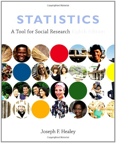 9780495096559: Statistics: A Tool for Social Research