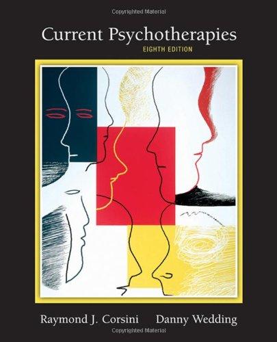 9780495097143: Current Psychotherapies