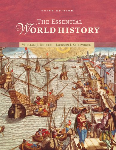 The Essential World History: William J. Duiker,
