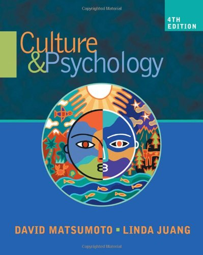 9780495097877: Culture and Psychology