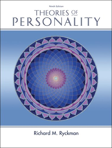 9780495099086: Theories of Personality (PSY 235 Theories of Personality)