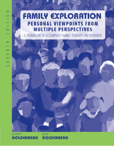 9780495100317: Student Workbook - Family Exploration: Personal Viewpoint for Multiple Perspectives
