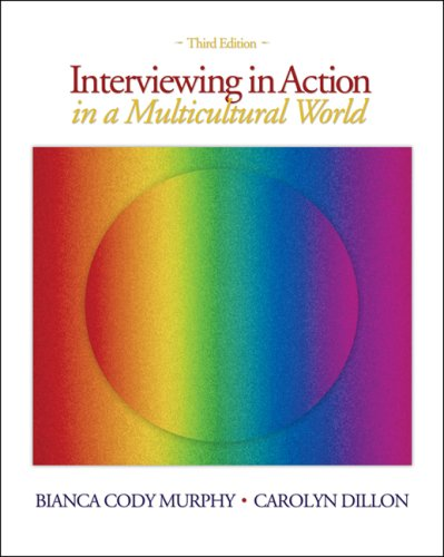 9780495101338: Interviewing in Action in a Multicultural World