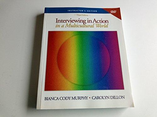 9780495101352: Interviewing in Action in a Multicultural World