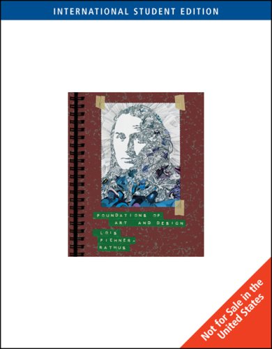 9780495104261: Foundations of Art and Design (ISE)