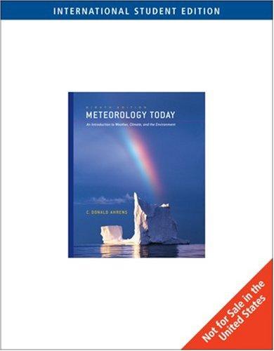 9780495105817: Meteorology Today