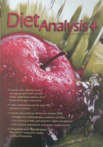 9780495106180: Diet Analysis Plus 7.0.1 Windows/Mac