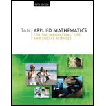 9780495106586: Applied Mathematics for the Managerial, Life, & Social Sciences (5th, 10) by Tan, Soo T [Hardcover (2008)]