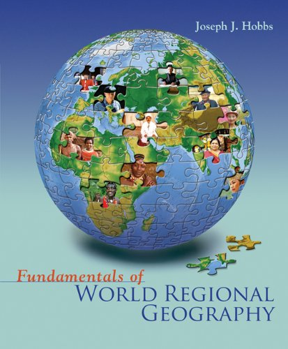 9780495106692: Fundamentals of World Regional Geography (with CengageNOW Printed Access Card) (Available Titles CengageNOW)