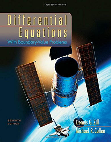 9780495108368: Differential Equations with Boundary-Value Problems