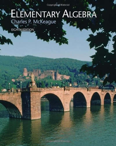 9780495108399: Elementary Algebra, 8th Edition