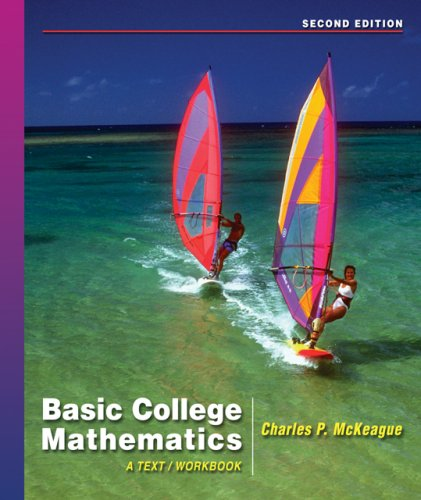 9780495108979: Basic College Mathematics: A Text/Workbook