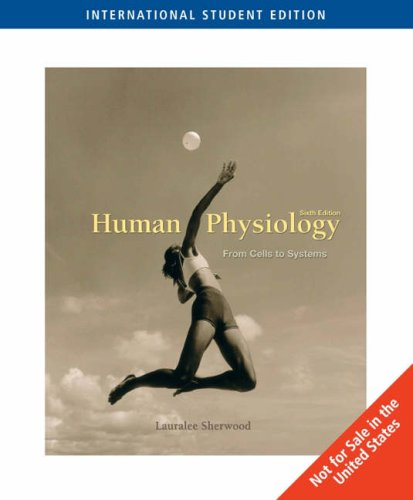 9780495109341: Human Physiology: AISE Version: From Cells to Systems