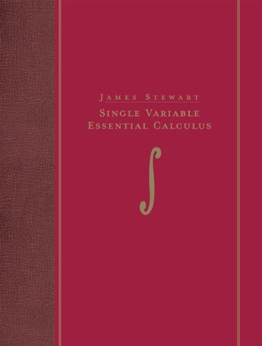 9780495109556: Single Variable Essential Calculus