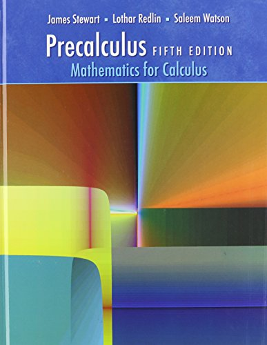 9780495109976: Precalculus: Mathematics for Calculus