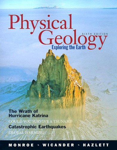 9780495110019: Physical Geology: Exploring the Earth
