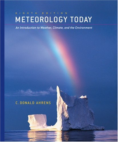 9780495110057: Meteorology Today (Available Titles CengageNOW)