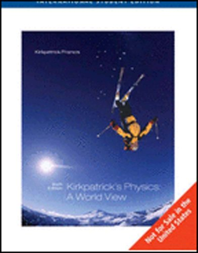 9780495110064: Physics: A World View