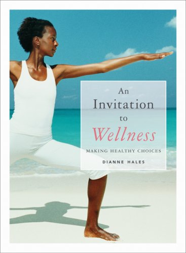 9780495110583: An Invitation to Wellness: Making Healthy Choices (with Lab Booklet)