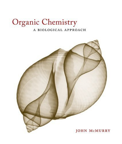 9780495110675: Organic Chemistry: A Biological Approach