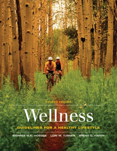 9780495111122: Wellness: Guidelines for a Healthy Lifestyle (with CengageNOW, InfoTrac 1-Semester Printed Access Card)