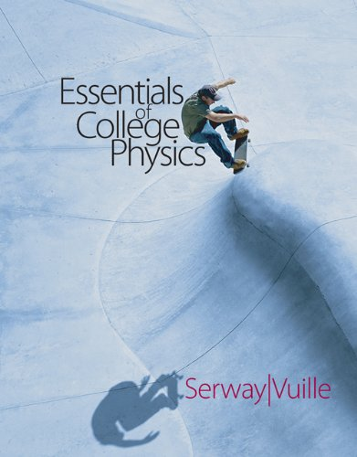 9780495111290: Essentials of College Physics