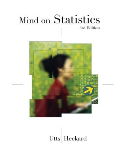 Mind on Statistics (Available Titles CengageNOW)
