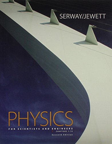 Physics: for Science and Engrs. -Volume 1