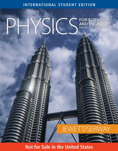 9780495112389: Physics for Scientists and Engineers, Volume 1 (AISE, Chapters 1-22): Chapters 1-22 v. 1