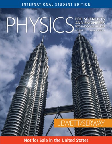 9780495112396: Physics for Scientists and Engineers, Volume 2 (AISE, Chapters 23-46): Chapters 23-46 v. 2