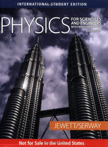Physics For Scientists And Engineers With Modern Physics 7th Ed De