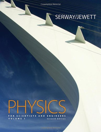 9780495112433: Physics for Scientists and Engineers, Volume 1, Chapters 1-22, 7th Edition