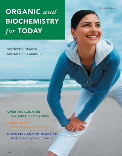 9780495112808: Organic and Biochemistry for Today (with CengageNOW 2-Semester Printed Access Card)