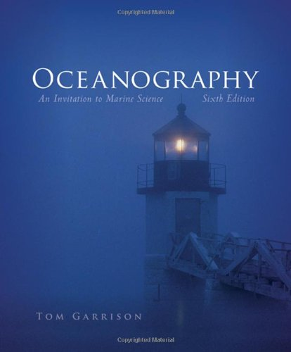 9780495112860: Oceanography: An Invitation to Marine Science (with CengageNOW Printed Access Card) (Available Titles CengageNOW)