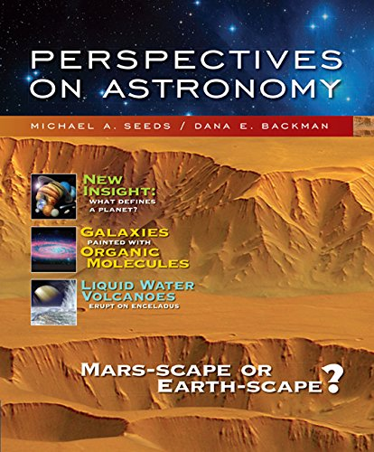 9780495113522: Perspectives on Astronomy, Media Edition (with CengageNOW, Virtual Astronomy Labs Printed Access Card)