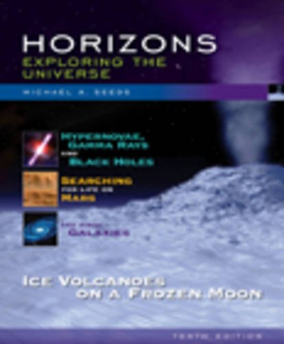 9780495113584: Horizons: Exploring the Universe (with CengageNOW, Virtual Astronomy Labs Printed Access Card) (Available 2010 Titles Enhanced Web Assign)