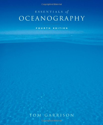 9780495113720: Essentials of Oceanography (with OceanographyNOW