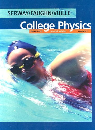 9780495113744: Enhanced College Physics, Volume 1 (with PhysicsNOW)