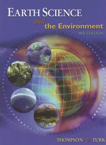 9780495114000: Earth Science and the Environment 4th edition