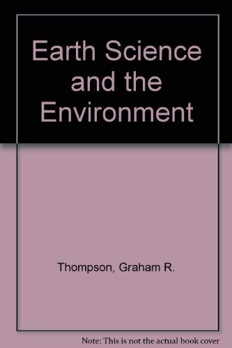 9780495114017: Earth Science and the Environment