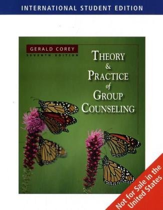 9780495115212: Theory and Practce of Group Counseling