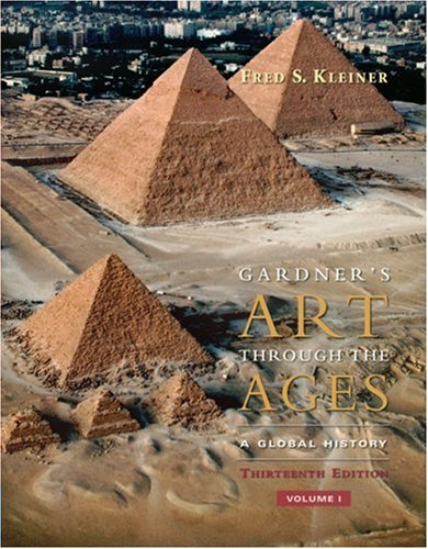 Gardner's Art through the Ages: A Global History, Volume I (with ArtStudy Printed Access Card and Timeline) (0495115495) by Fred S. Kleiner