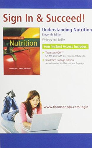 9780495116769: Understanding Nutrition