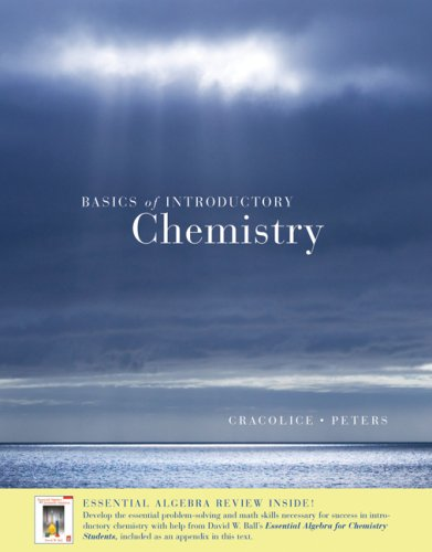 9780495119111: Basics of Introductory Chemistry with Math Review (with CengageNOW, Personal Tutor Printed Access Card) (Available Titles CengageNOW)