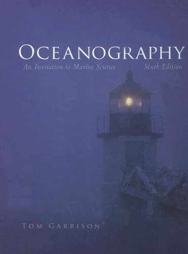 9780495119135: Oceanography: An Invitation to Marine Science