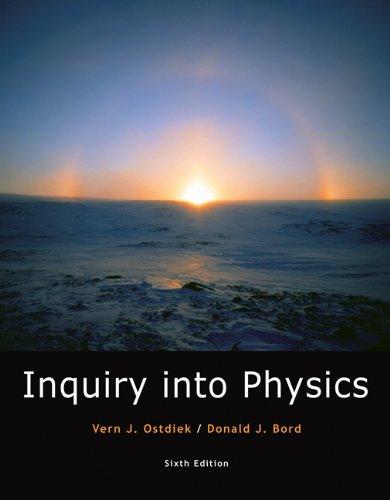 9780495119432: Inquiry into Physics